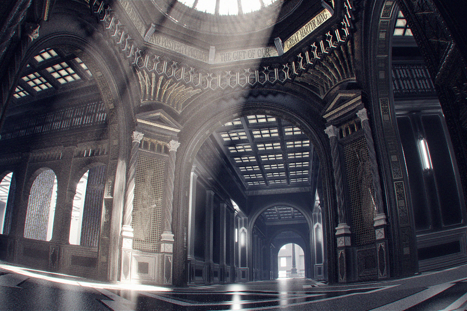 Final fantasy xv general news thread page 130 mognet for Final fantasy 8 architecture